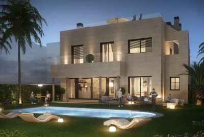 New house on the seafront in Castelldefels, just 20 minutes from Barcelona